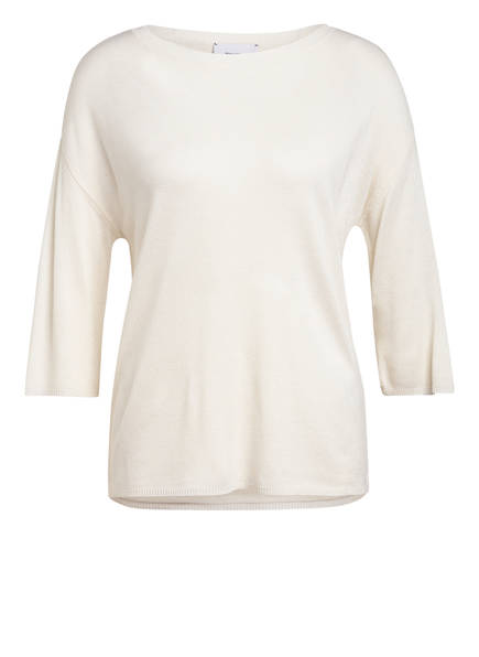 Marc O'Polo Pure Pullover mit 3/4-Arm, Farbe: WEISS (Bild 1)