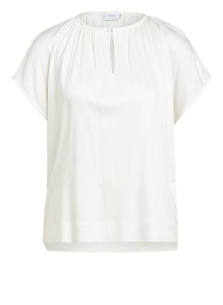 Marc O'Polo Pure Blusenshirt, Farbe: WEISS (Bild 1)