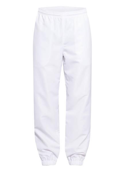 LACOSTE Sweatpants, Farbe: WEISS (Bild 1)