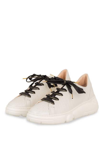 AGL ATTILIO GIUSTI LEOMBRUNI Plateau-Sneaker, Farbe: WEISS (Bild 1)