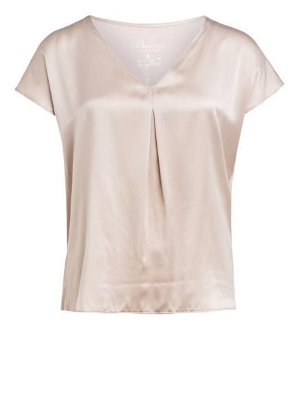 Princess GOES HOLLYWOOD Blusenshirt aus Seide , Farbe: BEIGE (Bild 1)