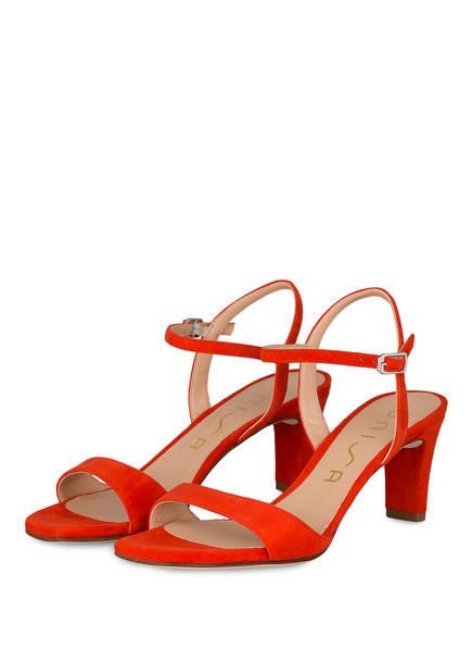 UNISA Sandaletten MECHI, Farbe: ORANGE (Bild 1)