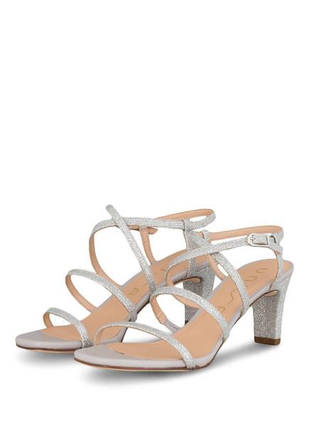 UNISA Sandaletten MIMO, Farbe: SILBER (Bild 1)
