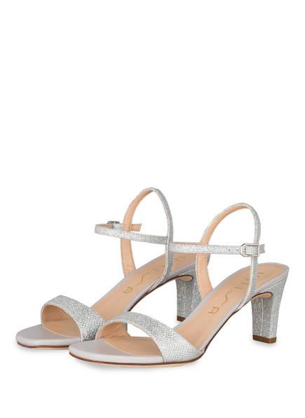 UNISA Sandaletten MECHI, Farbe: SILBER (Bild 1)