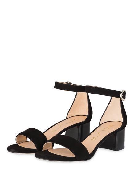 UNISA Sandaletten GELETE, Farbe: SCHWARZ (Bild 1)