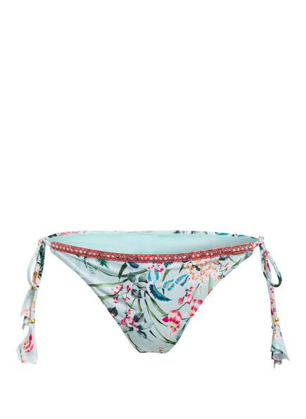 BANANA MOON COUTURE Bikini-Hose TAKA ILHA, Farbe:  MINT/ PINK/ WEISS (Bild 1)