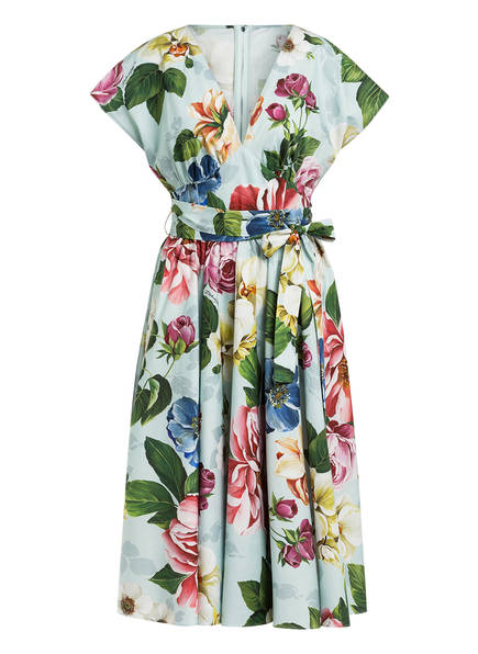 DOLCE&GABBANA Kleid, Farbe: HELLBLAU/ GRÜN/ ROSA (Bild 1)