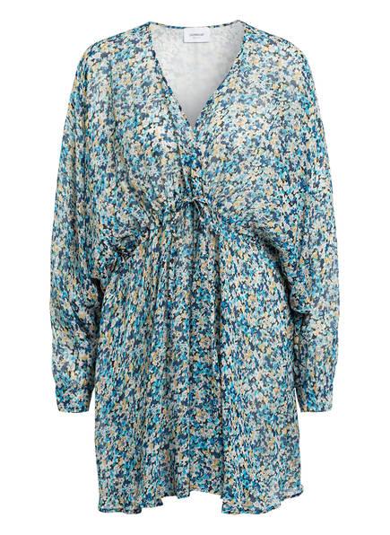 Dondup Kleid in Wickeloptik , Farbe: 801 (Bild 1)