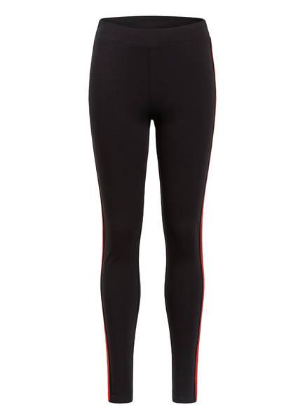 GARCIA Leggings, Farbe: SCHWARZ (Bild 1)