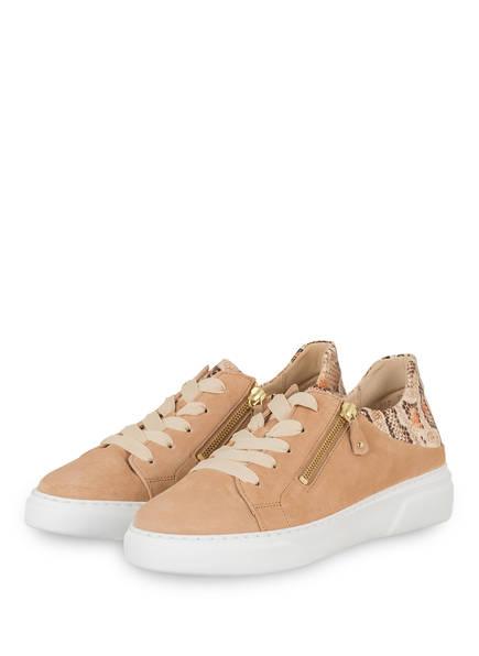 Gabor Sneaker, Farbe: CAMEL (Bild 1)