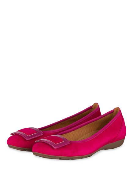 Gabor Ballerinas, Farbe: FUCHSIA (Bild 1)