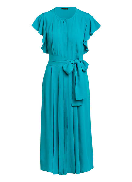 ESCADA Kleid DROAH mit Seide, Farbe: TÜRKIS (Bild 1)