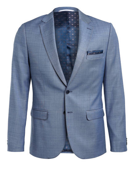 PAUL Kombi-Sakko Slim Fit, Farbe: 650 SMOKE BLUE (Bild 1)