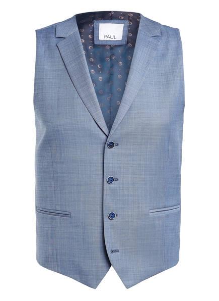 PAUL Kombi-Weste Slim Fit, Farbe: 650 SMOKE BLUE (Bild 1)
