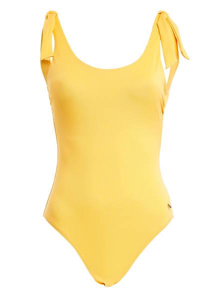 BEACHLIFE Badeanzug WARM APRICOT , Farbe: GELB (Bild 1)