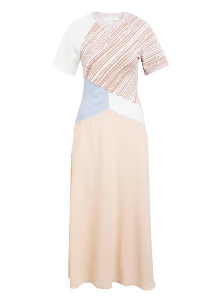 SPORTMAX Kleid , Farbe: NUDE/ WEISS/ HELLBLAU (Bild 1)