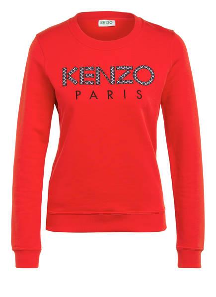 KENZO Sweatshirt , Farbe: ROT (Bild 1)