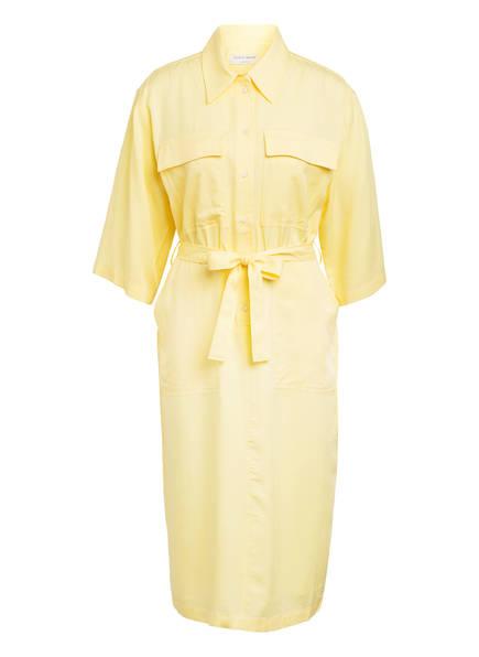 TIGER of Sweden Kleid VENDY mit 3/4-Arm, Farbe: GELB (Bild 1)