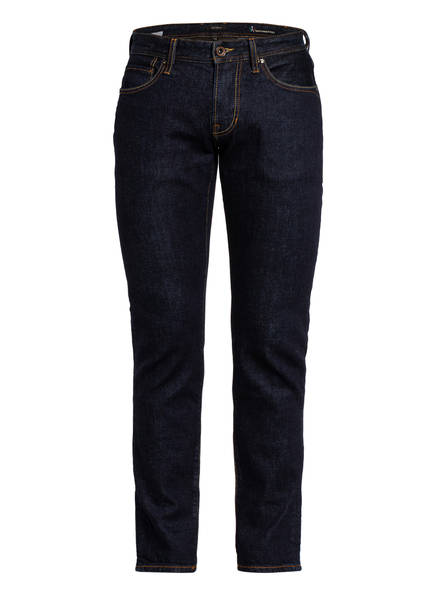windsor. Jeans RUFFO Slim Fit, Farbe: 402 DARK BLUE 402 (Bild 1)