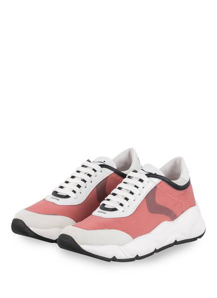 VOILE BLANCHE Sneaker SHEEL, Farbe: ECRU/ ALTROSA (Bild 1)