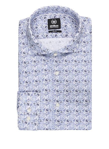 strellson Hemd SERENO Slim Fit, Farbe: HELLBLAU/ WEISS (Bild 1)