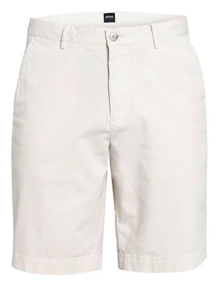 BOSS Chino-Shorts SLICE Slim Fit, Farbe: CREME (Bild 1)