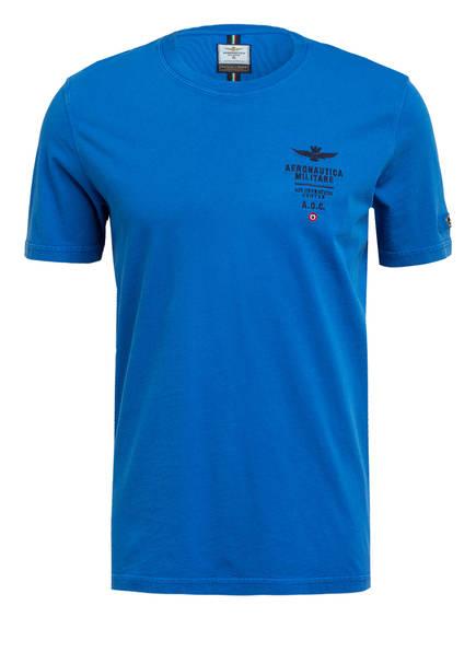 AERONAUTICA MILITARE T-Shirt, Farbe: BLAU (Bild 1)