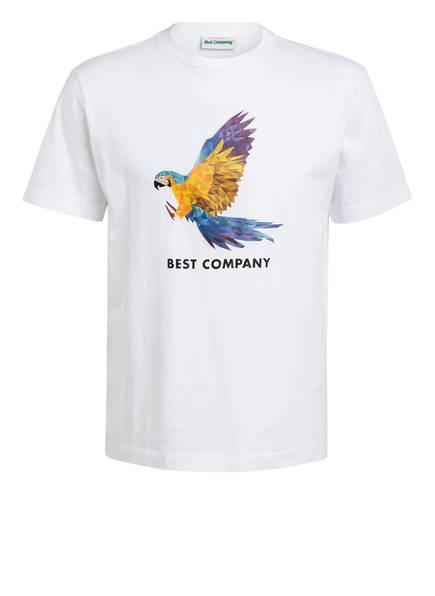 Best Company T-Shirt, Farbe: WEISS (Bild 1)