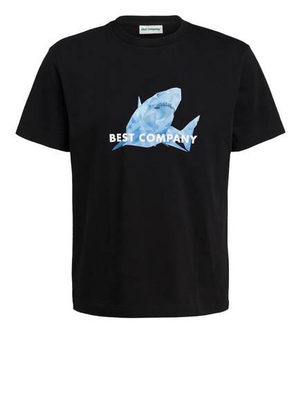 Best Company T-Shirt, Farbe: SCHWARZ (Bild 1)