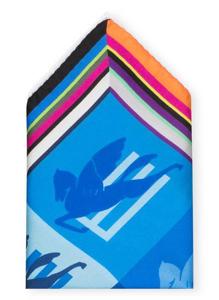 ETRO Einstecktuch, Farbe: HELLBLAU/ BLAU/ DUNKELBLAU (Bild 1)