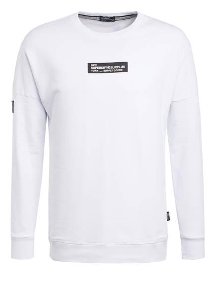 Superdry Sweatshirt, Farbe: WEISS (Bild 1)