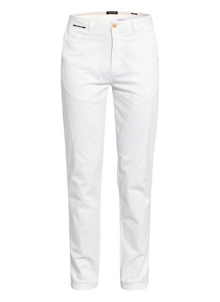 SCOTCH & SODA Chino STUART Regular Slim Fit, Farbe: WEISS (Bild 1)