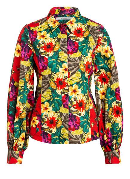 GESTUZ Hemdbluse, Farbe: ROT/ GRÜN/ GELB (Bild 1)