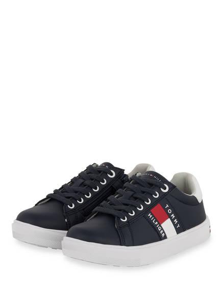 TOMMY HILFIGER Sneaker, Farbe: DUNKELBLAU (Bild 1)