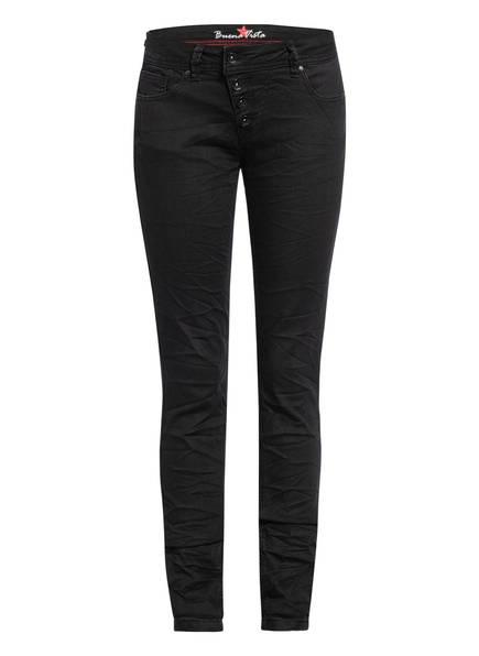 Buena Vista Skinny Jeans MALIBU, Farbe: SCHWARZ (Bild 1)