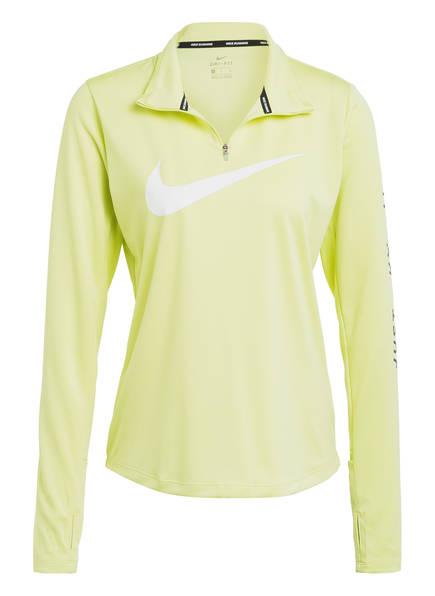 Nike Laufshirt , Farbe: LIME (Bild 1)