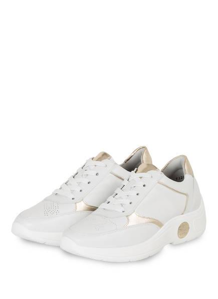 PETER KAISER Plateau-Sneaker VILINA, Farbe: WEISS (Bild 1)