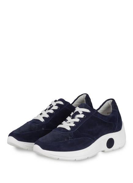 PETER KAISER Plateau-Sneaker VIANA, Farbe: DUNKELBLAU (Bild 1)
