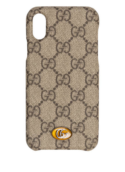 GUCCI Smartphone-Hülle OPHIDIA, Farbe: BEIGE (Bild 1)