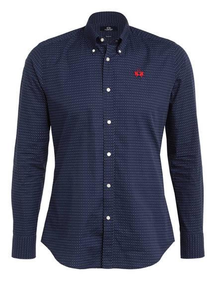 LA MARTINA Hemd Slim Fit, Farbe: DUNKELBLAU (Bild 1)