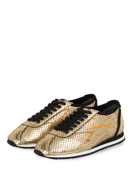 KENNEL & SCHMENGER Sneaker STRIKE, Farbe: GOLD (Bild 1)