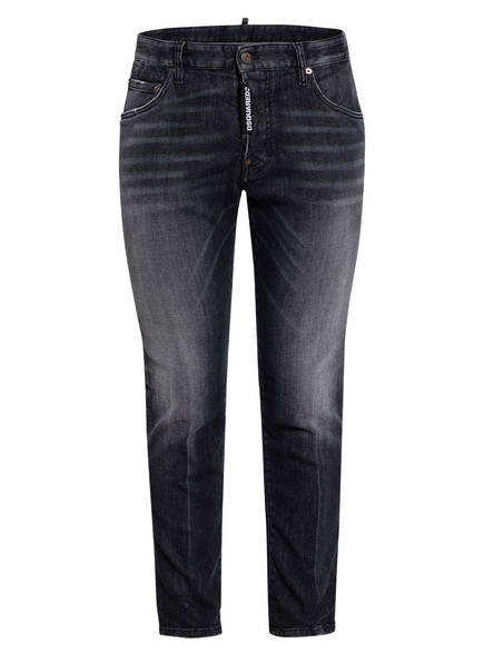 DSQUARED2 Jeans SKATER Extra Slim Fit, Farbe: 900 BLACK (Bild 1)