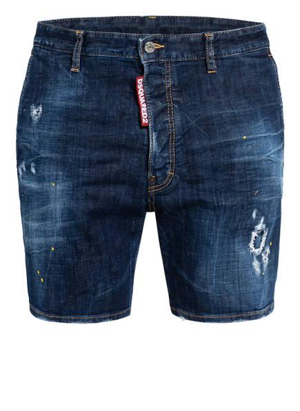 DSQUARED2 Jeans-Shorts, Farbe: DUNKELBLAU (Bild 1)