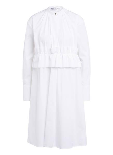 EVA MANN Kleid MELLI, Farbe: WEISS (Bild 1)