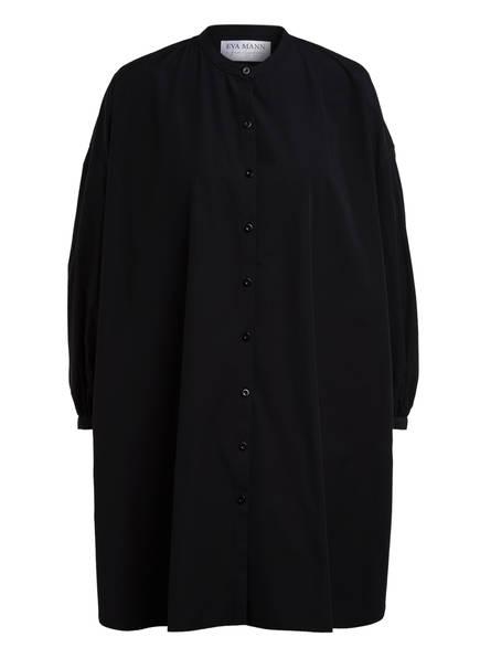 EVA MANN Oversized-Kleid KATJA, Farbe: SCHWARZ (Bild 1)