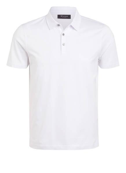MAERZ MUENCHEN Jersey-Poloshirt, Farbe: WEISS (Bild 1)