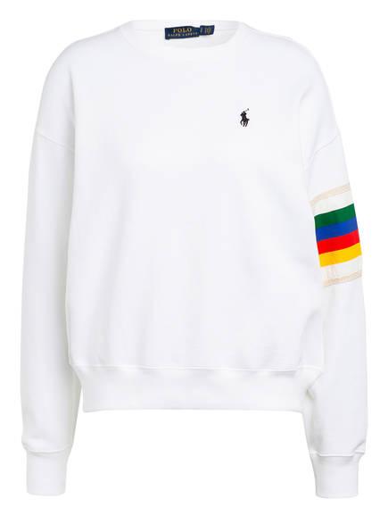 POLO RALPH LAUREN Sweatshirt, Farbe: WEISS  (Bild 1)