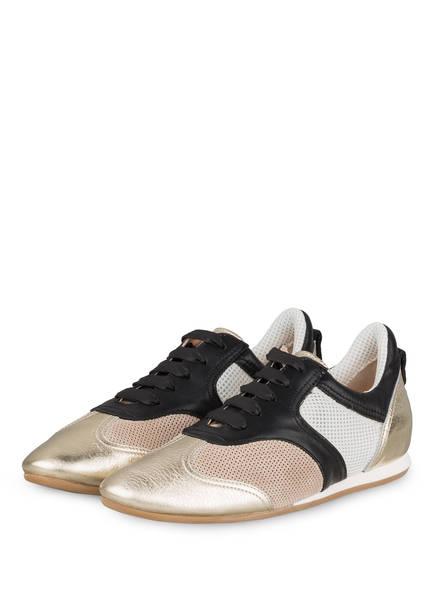 AGL ATTILIO GIUSTI LEOMBRUNI Sneaker , Farbe: GOLD/ SCHWARZ (Bild 1)