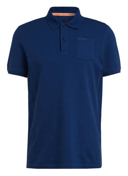 BOGNER Piqué-Poloshirt FION , Farbe: BLAU (Bild 1)