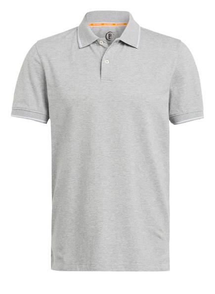 BOGNER Piqué-Poloshirt LIGOS , Farbe: HELLGRAU MELIERT (Bild 1)